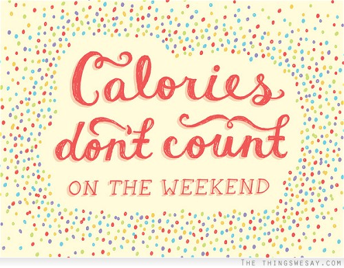 Calories quote #1