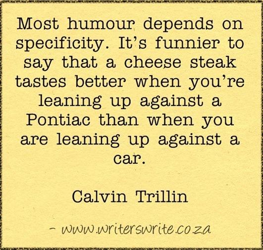 Calvin Trillin's quote #3