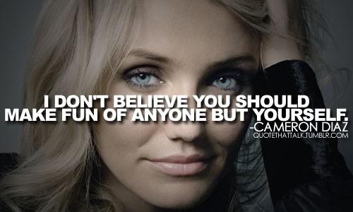 Cameron Diaz quote #2