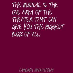 Cameron Mackintosh's quote #4