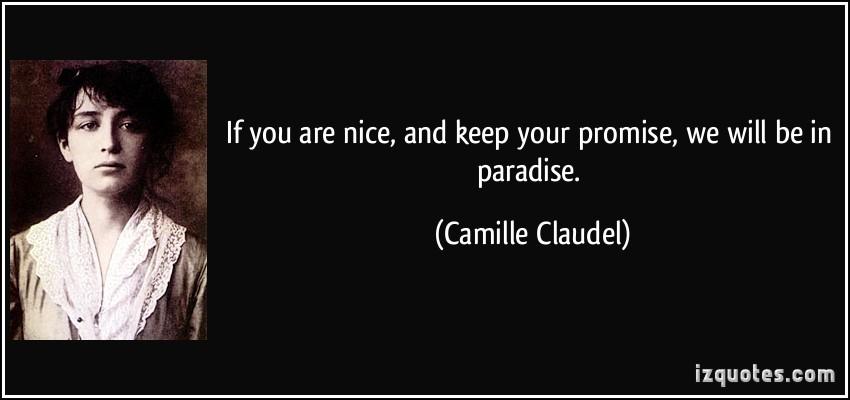 Camille Claudel's quote #3