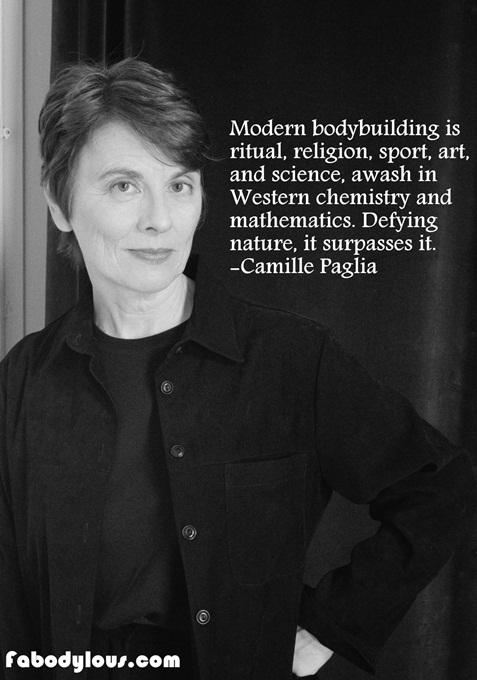 Camille Paglia's quote #6