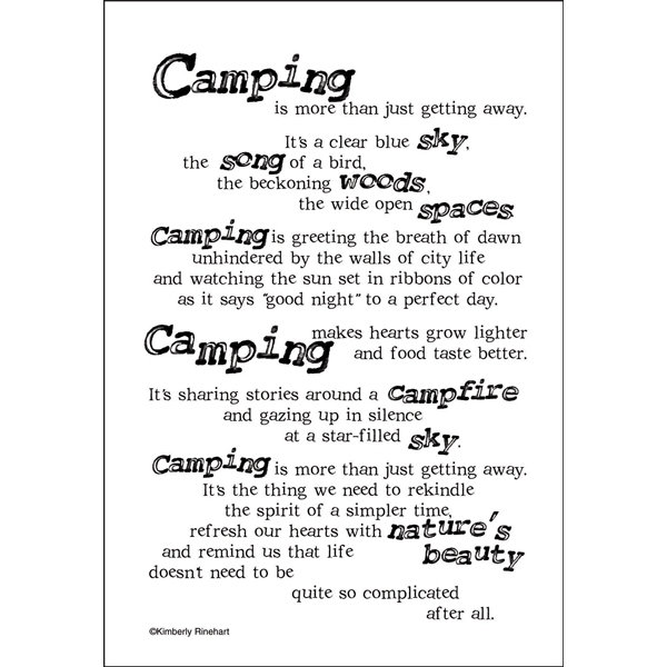 Camping quote #3
