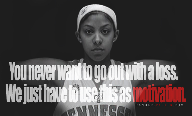 Candace Parker's quote #8
