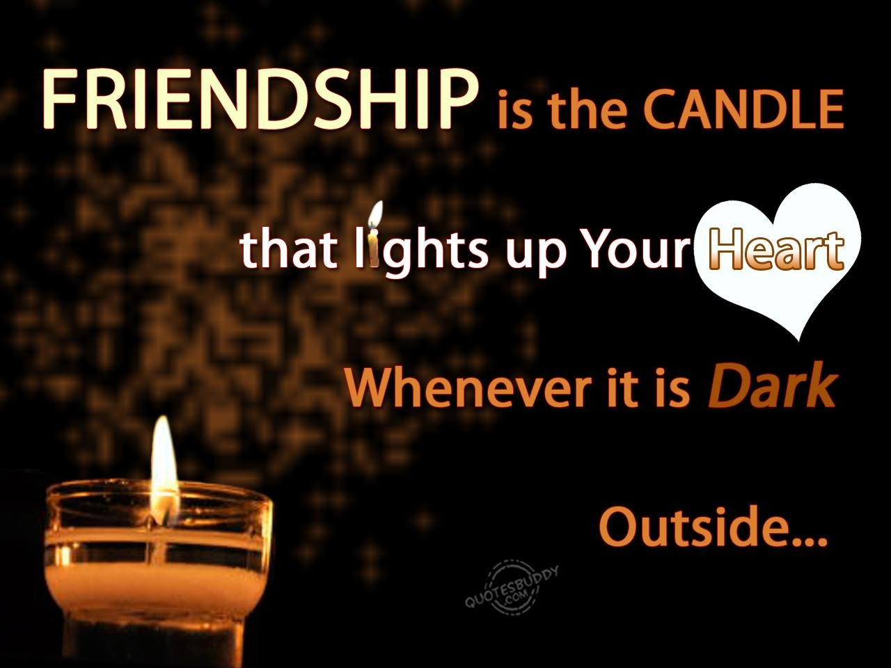 Candle quote #4