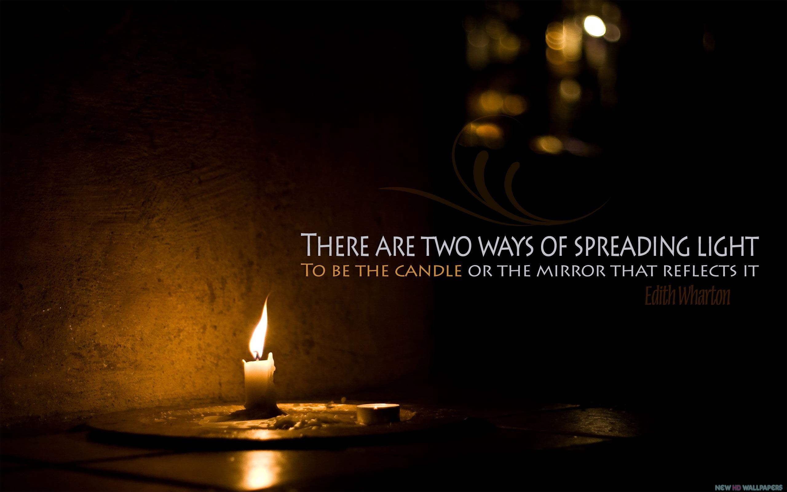 Candle quote #6