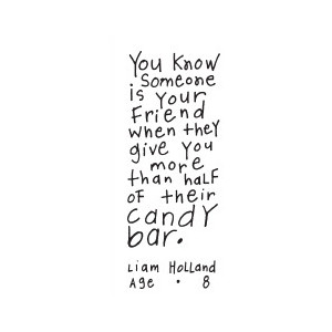 Candy quote #4