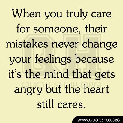 Cares quote #1