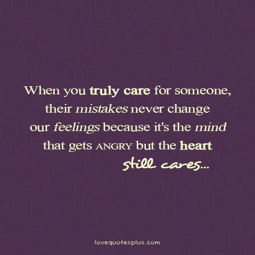 Cares quote #3