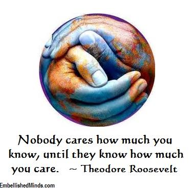 Cares quote #4