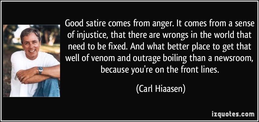 Carl Hiaasen's quote #4