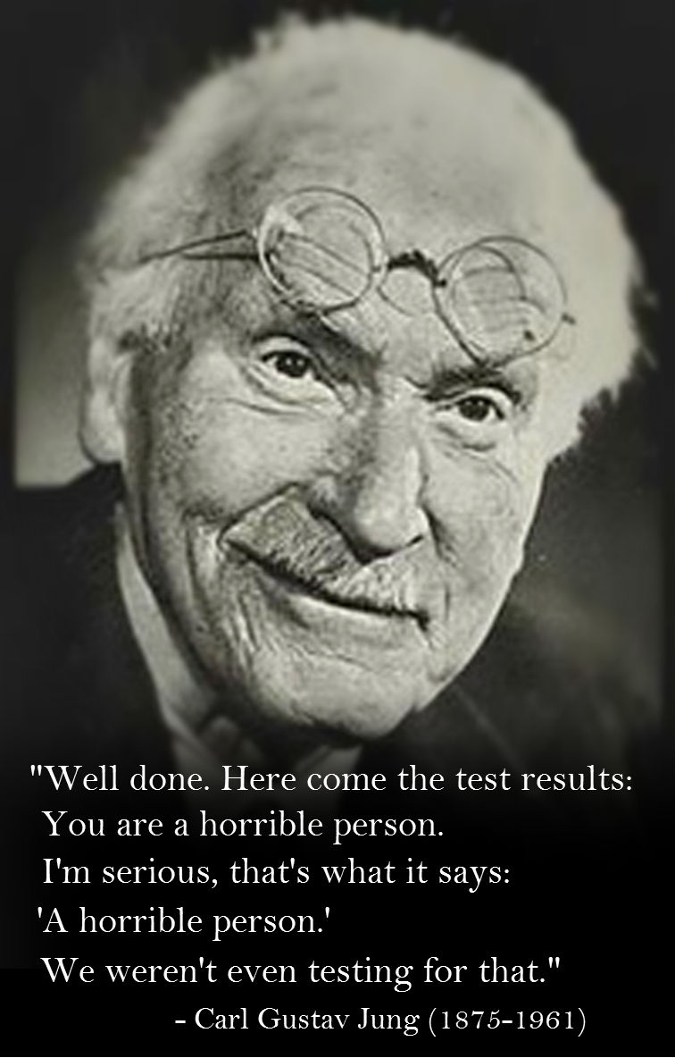Carl Jung's quote #1