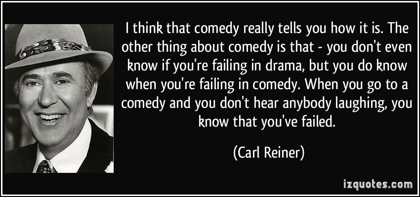 Carl Reiner's quote #3