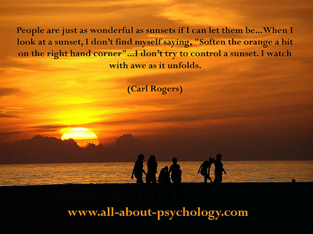Carl Rogers's quote