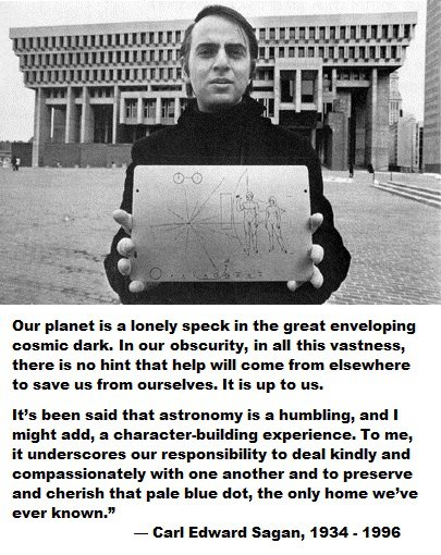 Carl Sagan's quote #5