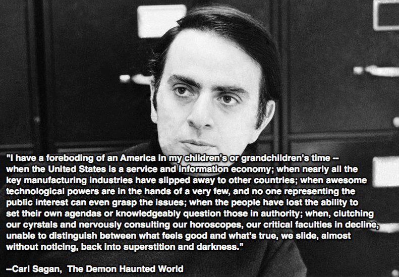 Carl Sagan's quote #3
