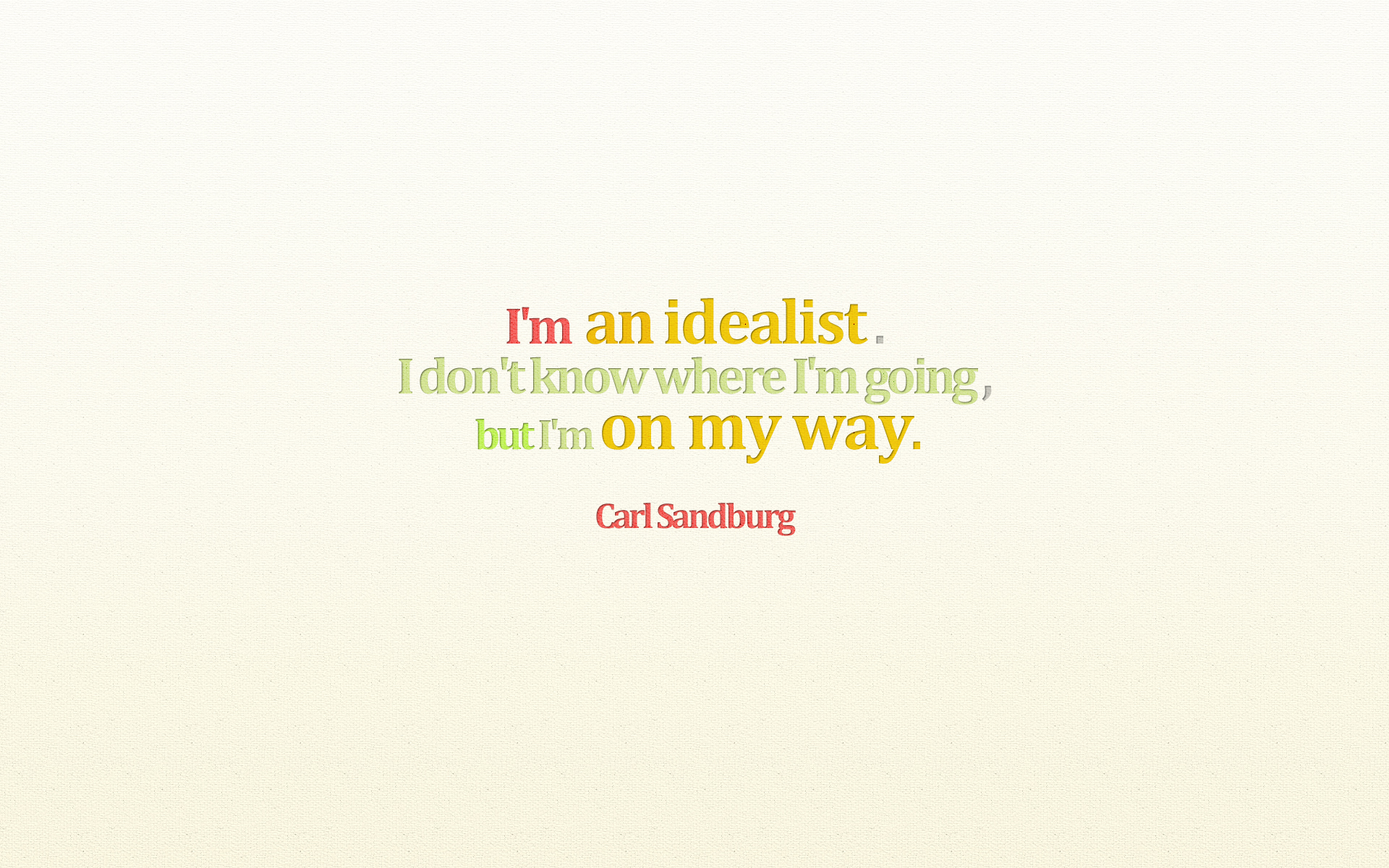 Carl Sandburg's quote #5
