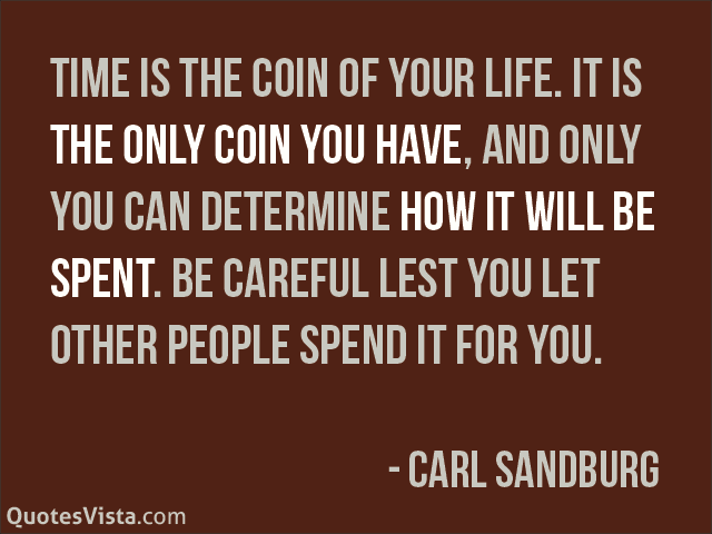 Carl Sandburg's quote #1