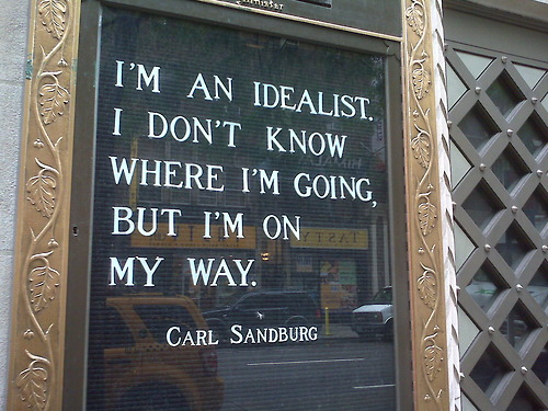 Carl Sandburg's quote #4