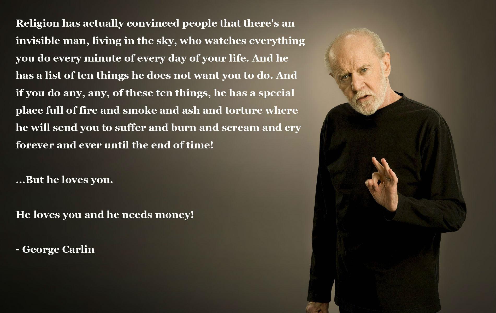 Carlin quote #2