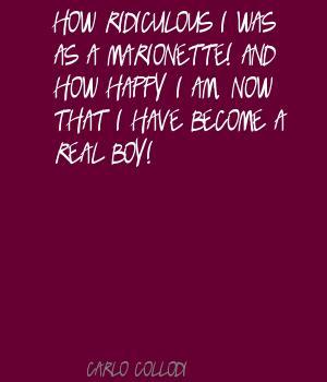 Carlo Collodi's quote #7