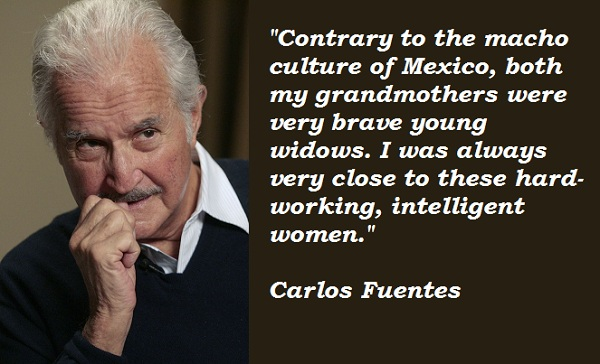 Carlos Fuentes's quote #8