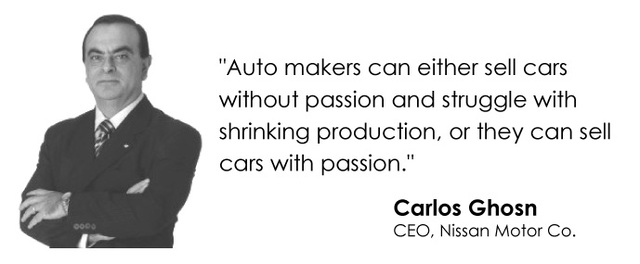 Carlos Ghosn's quote #1