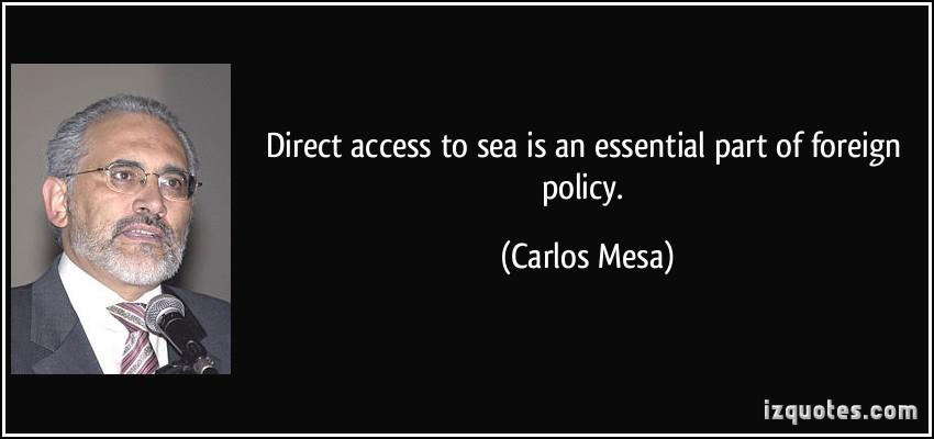 Carlos Mesa's quote #6