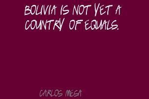 Carlos Mesa's quote #5