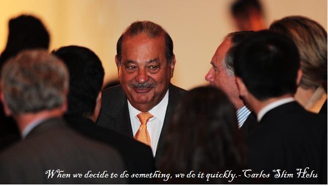Carlos Slim's quote #5