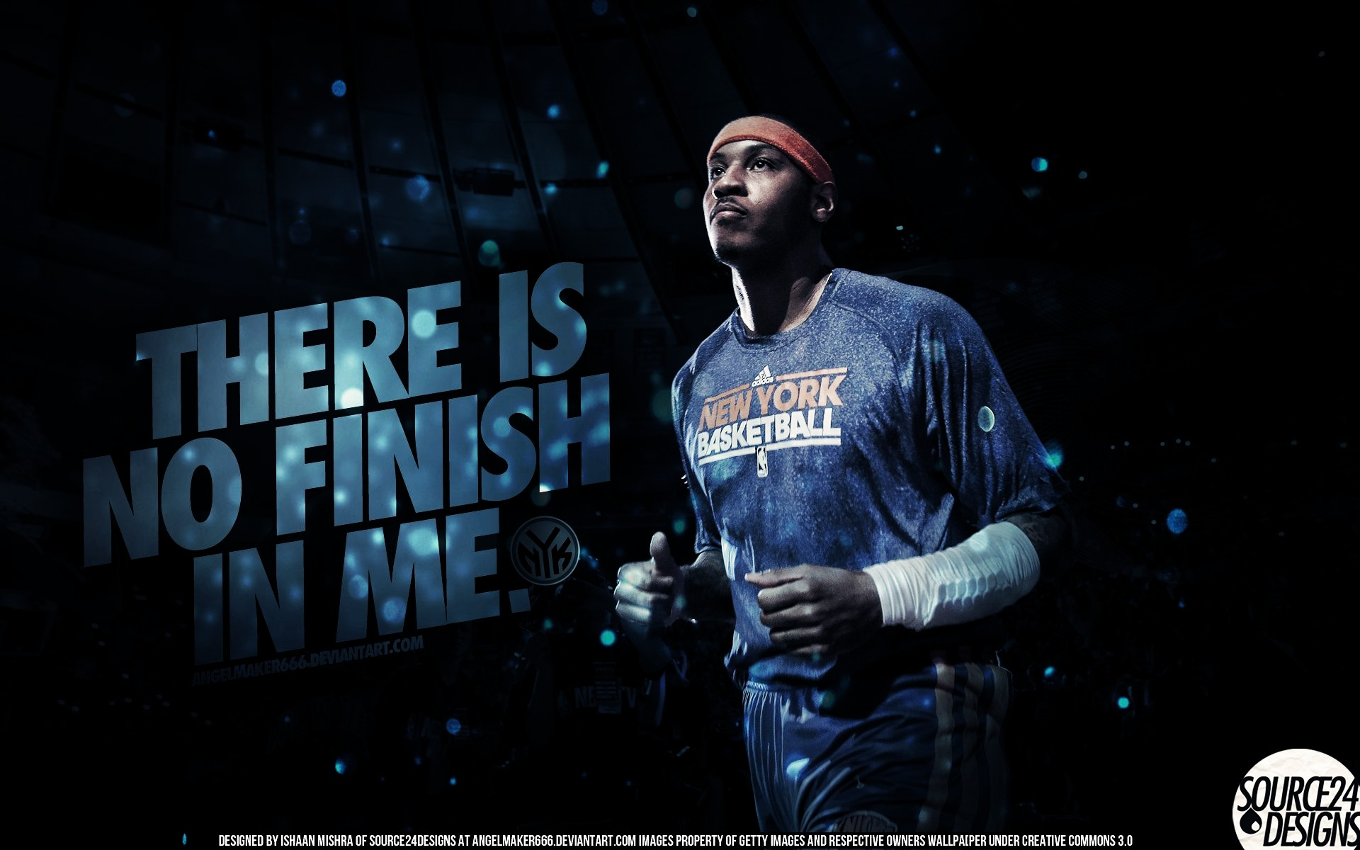 Carmelo Anthony's quote #8