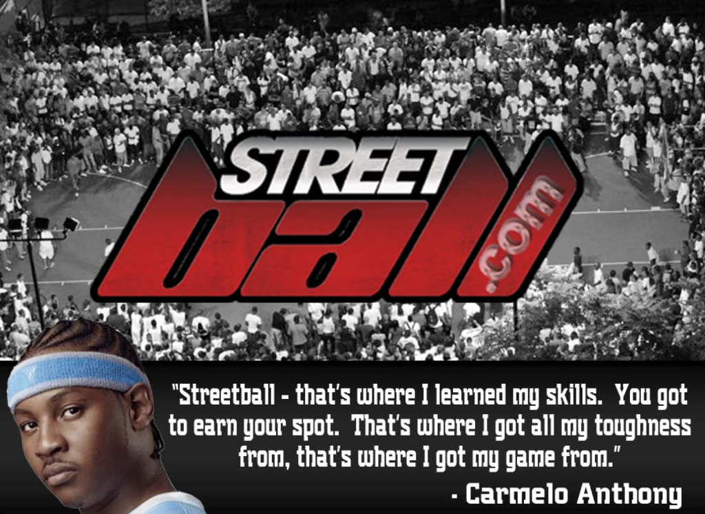 Carmelo Anthony's quote #4