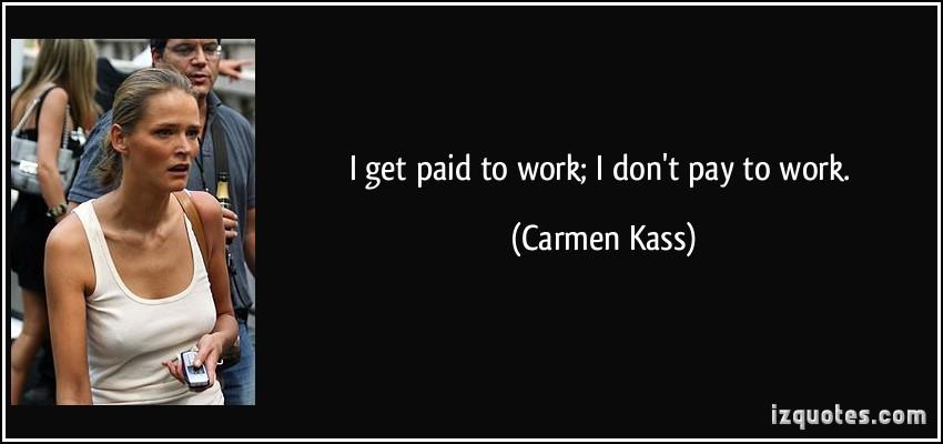 Carmen Kass's quote #2