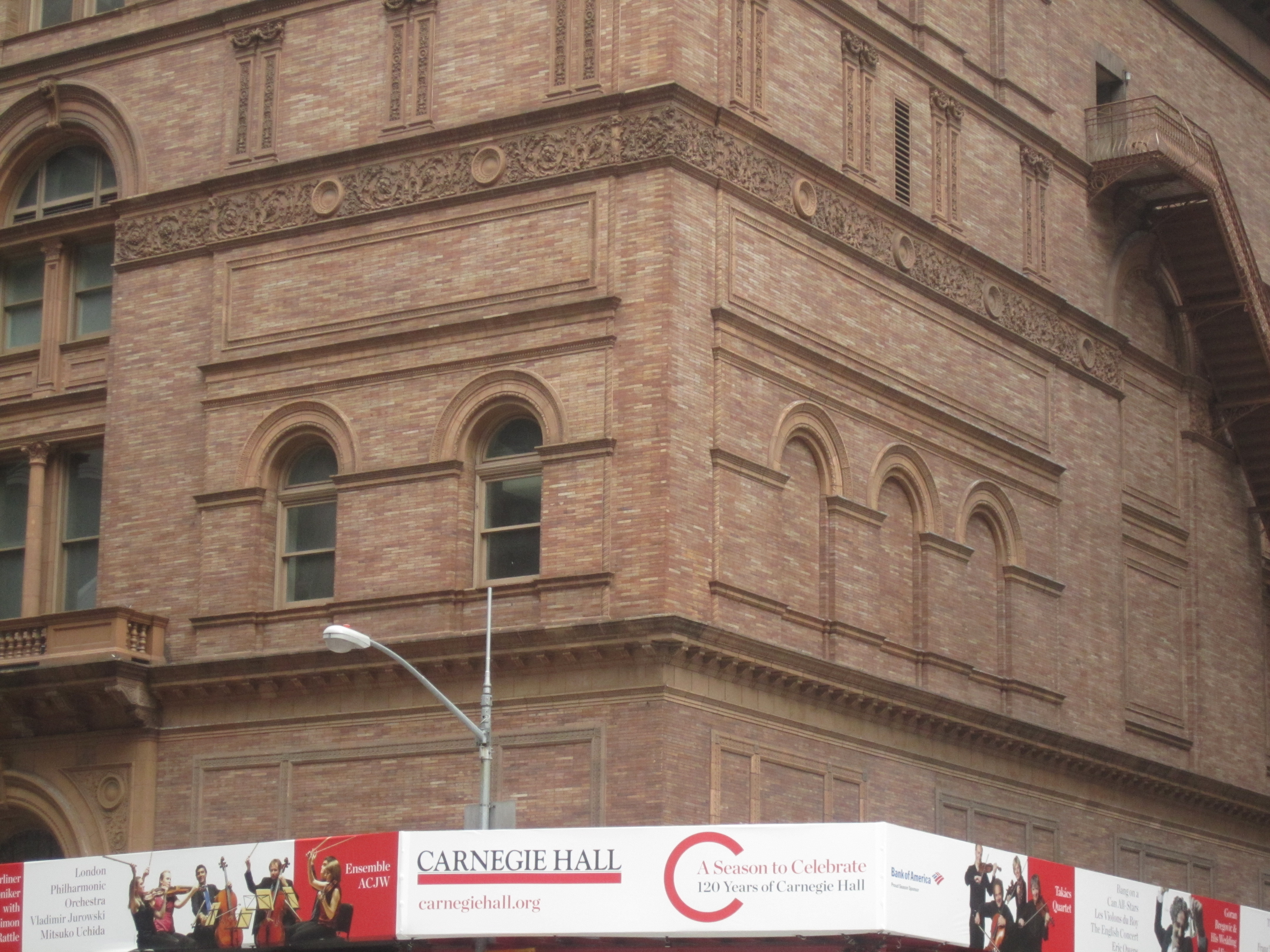 Carnegie Hall quote #2