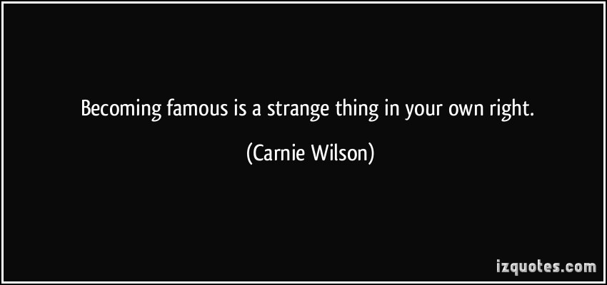 Carnie Wilson's quote #3