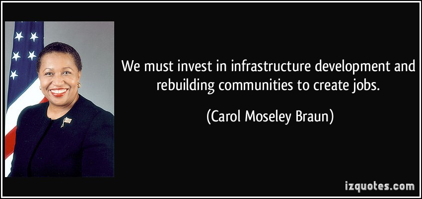 Carol Moseley Braun's quote #4