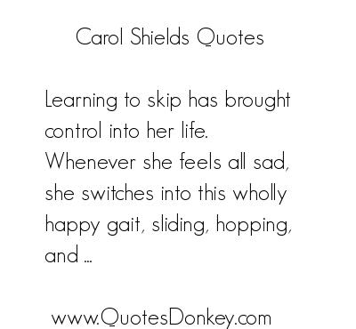 Carol Shields's quote #2