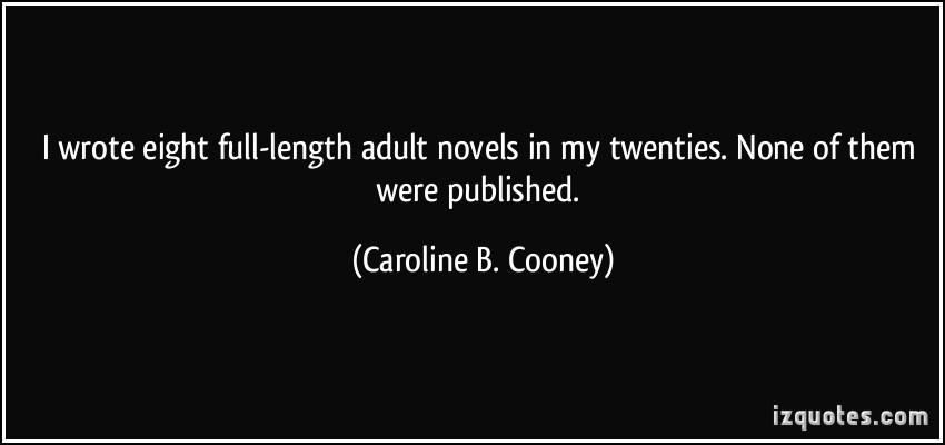 Caroline B. Cooney's quote #2