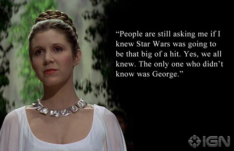 Carrie Fisher's quote #2