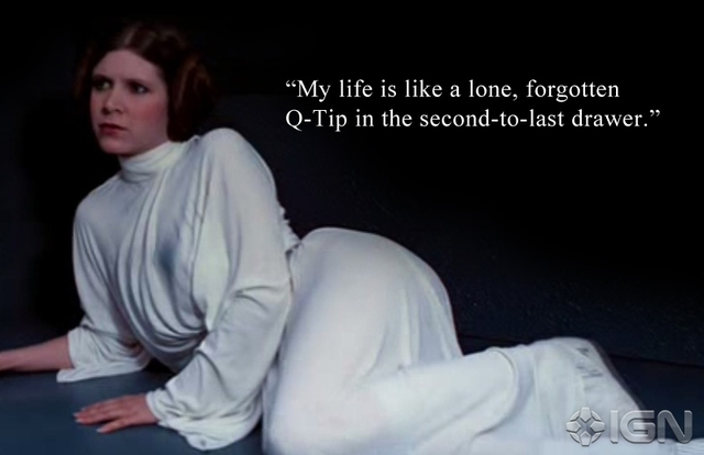 Carrie Fisher's quote #6