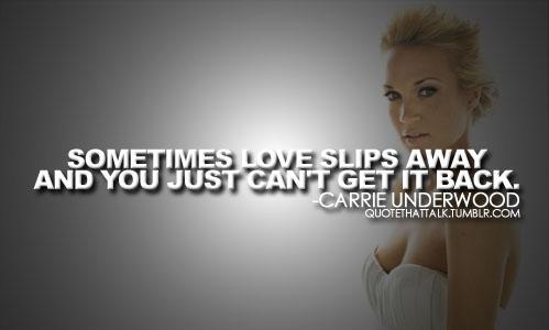Carrie Underwood's quote #2