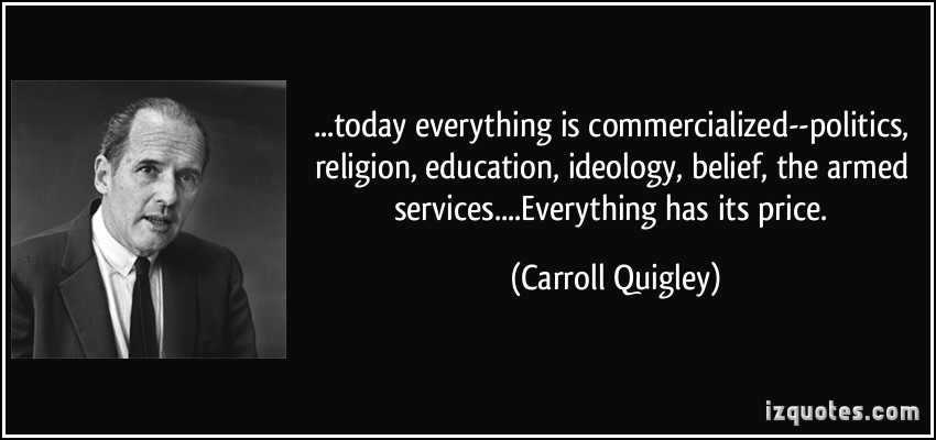 Carroll Quigley's quote #8