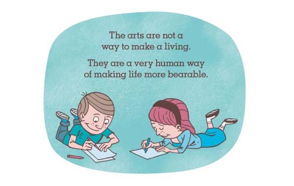 Cartooning quote #1