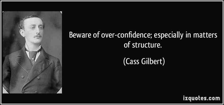 Cass Gilbert's quote #1