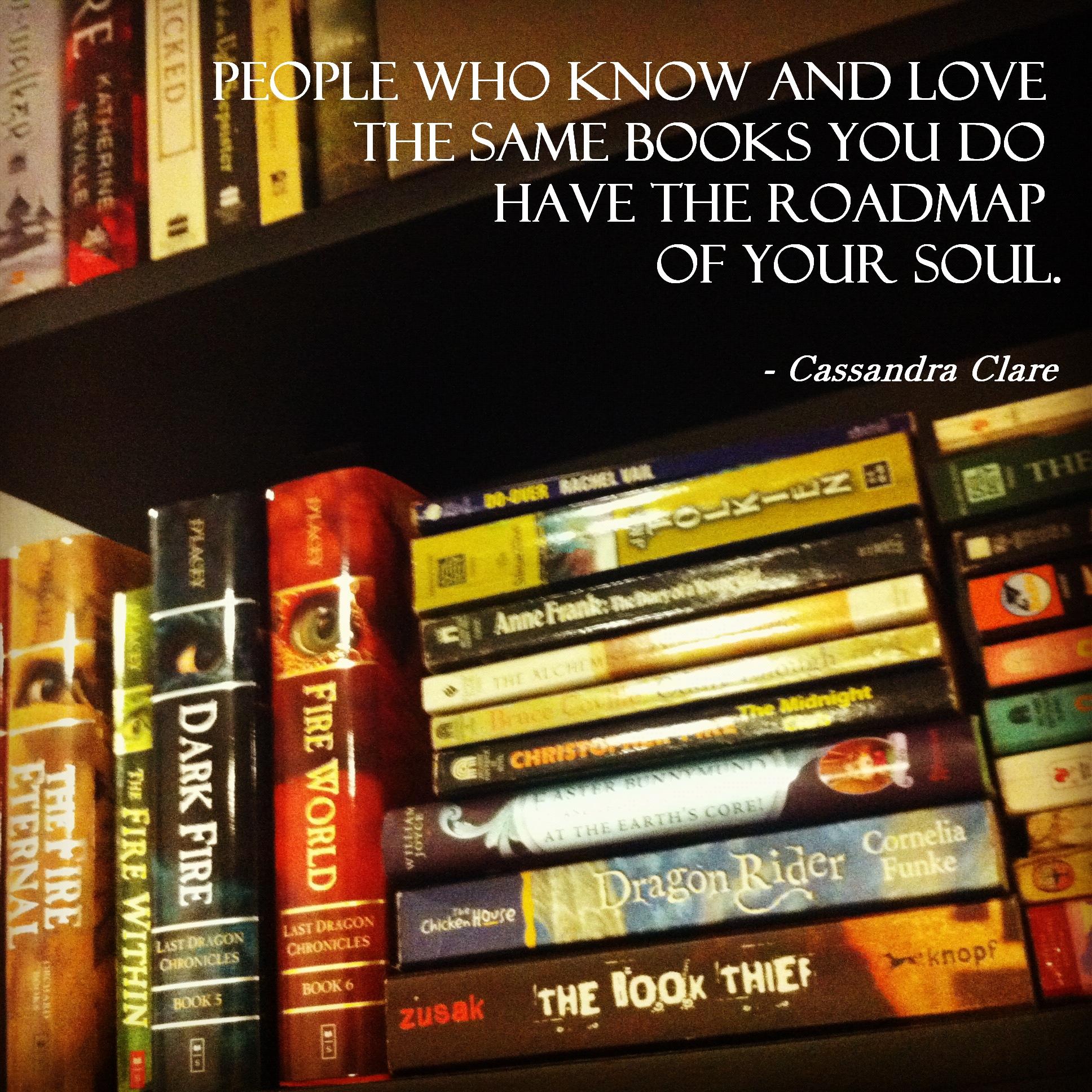 Cassandra Clare's quote #2