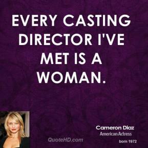 Casting Directors quote #2