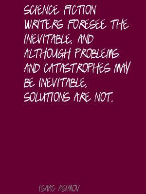 Catastrophes quote #1