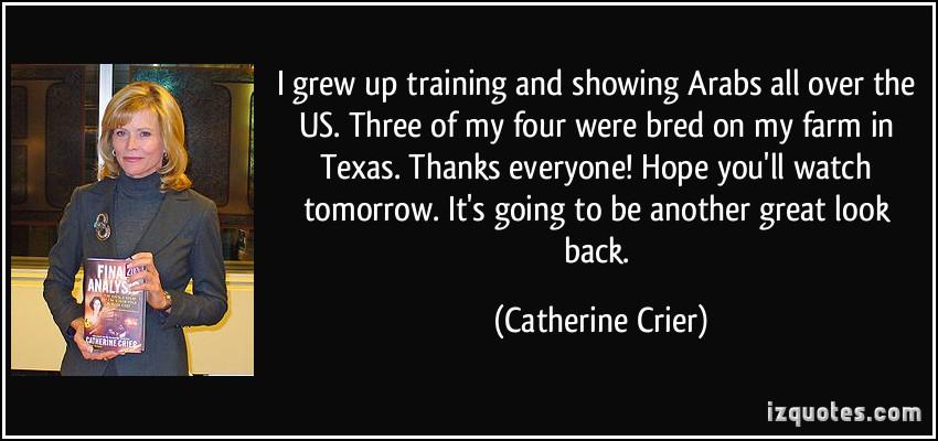 Catherine Crier's quote #1