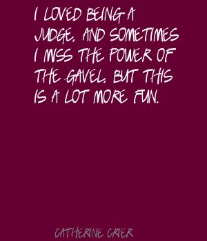 Catherine Crier's quote #7