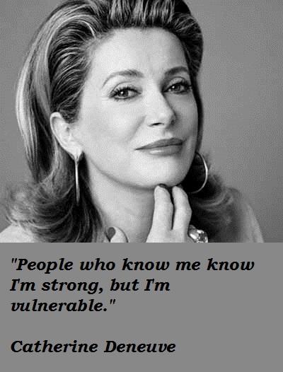 Catherine Deneuve's quote #2